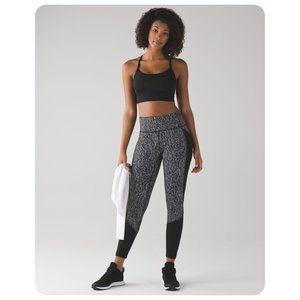 Lululemon Fit Physique Tight Leggings Luon Suited